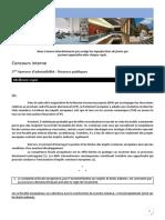 CI 2019 - Finances publiques