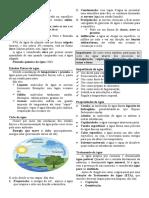 Apostila EJA - 6º ano - Hidrosfera - Prof. Ewerthon Gomes