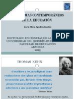 PRESENTACIÓN No. 3  PARADIGMAS DE LA EDUCACIÓN