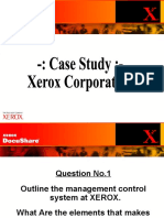 ann mulcahy xerox case study Xerox's accounting scandal recovery tactics lead by ceo anne mulcahy the case study also documented mulcahy's efforts to open up the lines of.