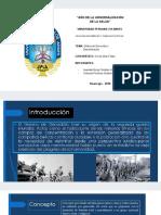 DELITO DE GENOCIDIO Y DISCRIMINACIÓN