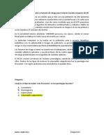 Principales lesiones bucales y factores de riesgo para lesiones bucales mayores de 60 - Belén Caleño Silva