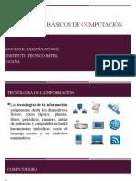 3.CONCEPTOS BÁSICOS DE COMPUTACIÓN