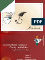 Evidence Based Nursing Research