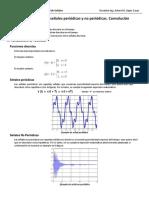 Práctica 03 Gráfico de señales periódicas y no periódicas, convolución