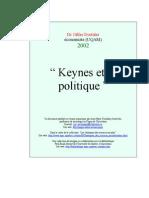 Keynes_et_la_politique