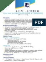 Programme de Formation Ipcop Perfectionnement