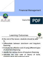 Topic 6 Cost of Capital.ppt