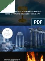 Aula 01 - A Tradição Primordial - Helio de Moraes e Marques - VERSÃO FINAL