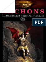 The Archons Hidden Rulers Through The Ages