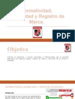 Normatividad,Legibilidad y Registro de marca. (1)
