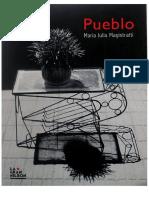 Pueblo Maria Julia Magistratti (Poesía)