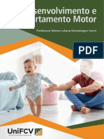 DESENVOLVIMENTO E COMPORTAMENTO MOTOR