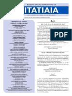 Lei 1080, 27 de maio 2020 - Itatiaia
