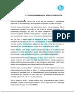 16.a Tecnologia Como Ferramenta Psicopedag Gica