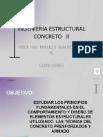 INTRODUCCIÓN AL CONCRETO PRESFORZADO