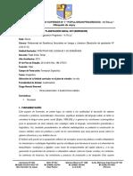 Planificacion PRÁCTICAS DEL LENGUAJE 2019.pdf