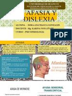 Dislexia y Afasia