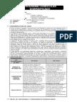PCD, PLAN ANUAL, UNID. APREND., SESION EDC 2010