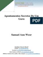 4 Livro - Apontamentos Secretos de Um Guru