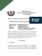 SENTENCIA PÉRDIDA DE INVESTIDURA CONCEJAL MELQUISEDEC SERNA