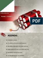 Caracteristicas y Performance de los Explosivos.pptx