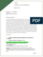 PARCIAL 3 - FILOSOFIA Y LOGICA JURIDICA