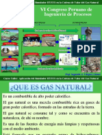 Curso cadena valor gas natural
