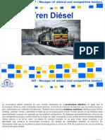 Exposicion Tren Diesel