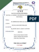 Empresario Peruano MYPE