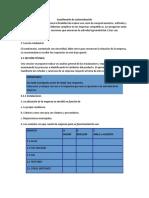 Cuestionario de autoevaluación COSTOS AMBIENTALES