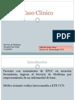 Caso Clínico Hospital Coquimbo JFC
