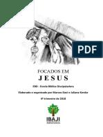 O PODER TRANSFORMADOR DO EVANGELHO DE JESUS