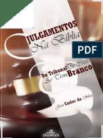 Julgamentos na Bíblia versão digital