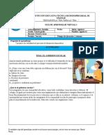 GUIA DE TRABAJO VIRTUAL fdñ-,