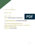 ACTIVIDAD DE APRENDIZAJE 3. OTRAS TÉCNICAS INNOVADORAS