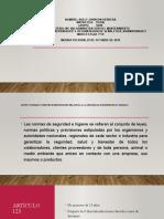 Actividad de Aprendizaje 4. Resumenguía de Señalética, Normatividad y Marco legal y 5s
