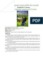 03 La Siguiente Generacion  Cynster - Una Conquista Imposible De Resistir - Stephanie Laurens