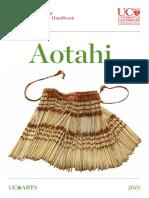 School of Māori and Indigenous Studies Handbook College of Arts