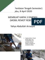 PTS Rabu, 8-4-2020