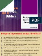 Entendendo a Profecia Bíblica
