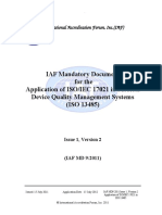 IAF MD 9 Application of ISO 17021 in MDQMS (ISO 13485) Issue1 V 02 2011.pdf