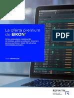 Presentación de Refinitiv Eikon