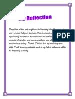 my reflection- unit 71