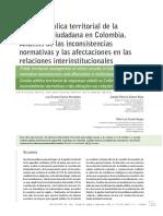 LECTURA GRUPO 3 ANALISIS DE LAS INCONSISTENCIAS NORMATIVAS Y LAS AFECTACIONESl EN LAS RELACIONES INTERNACIONALES.pdf