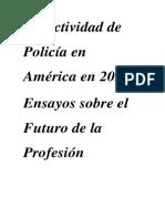 LECTURA GRUPO 8 LA ACTIVIDAD DE POLICIA EN AMERICA LATICA EN EL 2022