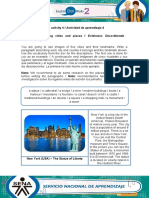 Evidence_Describing_cities_and_places
