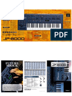 JP-8000 Brochure