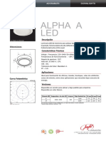 ALPHA A LED