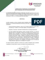 CERTIFICADO ACREDITATIVO INDIVIDUAL DE MOVILIDAD ADM POR LIDERAZGO